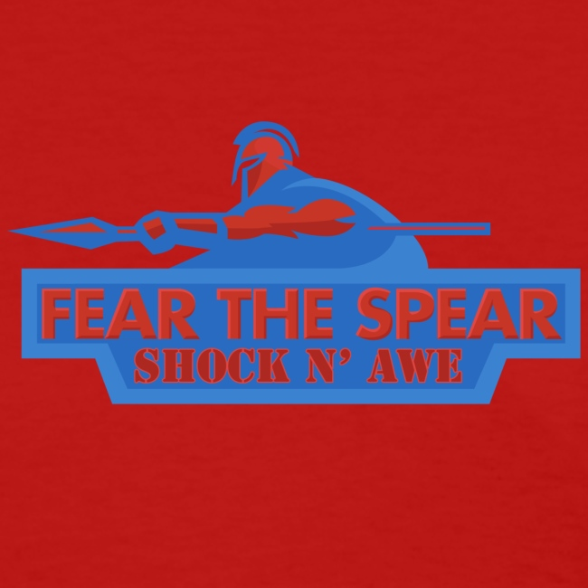 Fear the Spear - Womens