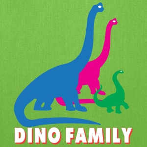Dino family Bags & backpacks - Tote Bag