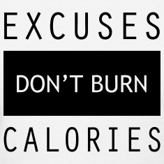 Excuses Fitness Sports Gym