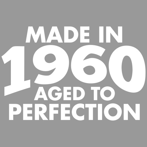 Made in 1960 Teesome