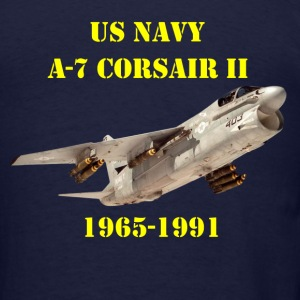 A-7 Corsair II Tribute Shirt - Men's T-Shirt