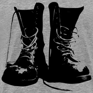 Boots shoes clothing - Men's Premium T-Shirt