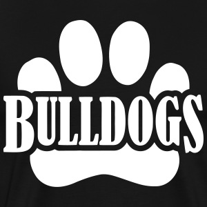 Bulldogs T-Shirts - Men's Premium T-Shirt