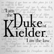Design ~ I Am the Law, mug