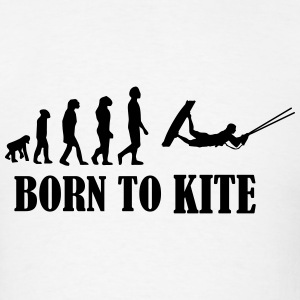 Kiteboard,Kiteboarder,Kite,Kiteboarding,Sea,Board T-Shirts - Men's T-Shirt