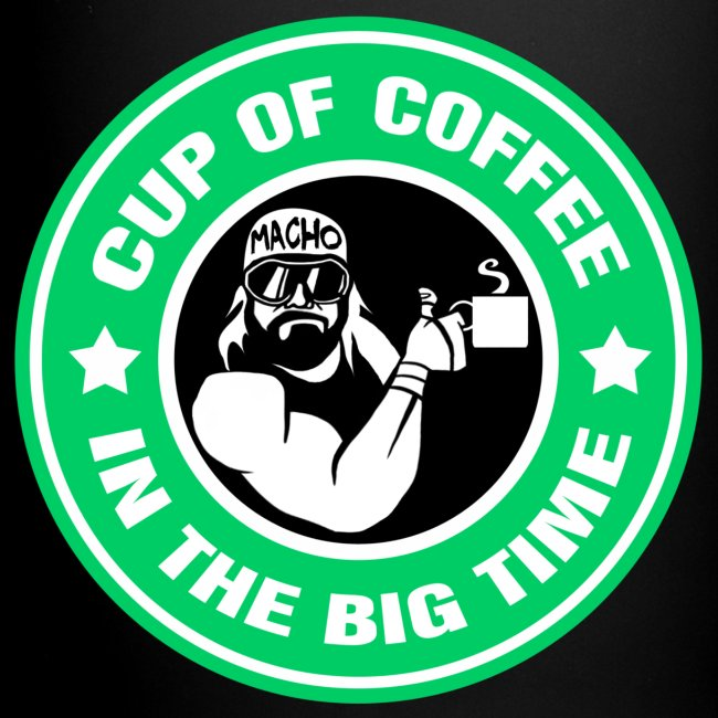 Cup of Coffee in the Big Time