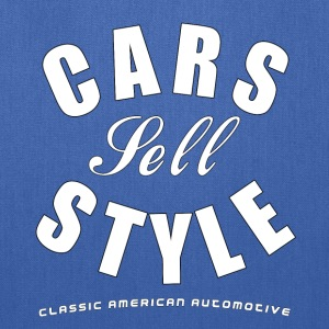 Tote Bag | Cars Sell Style | Classic American Auto - Tote Bag