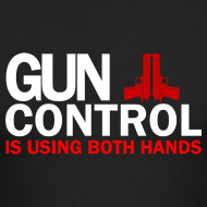 Design ~ Long Sleeved: Gun control