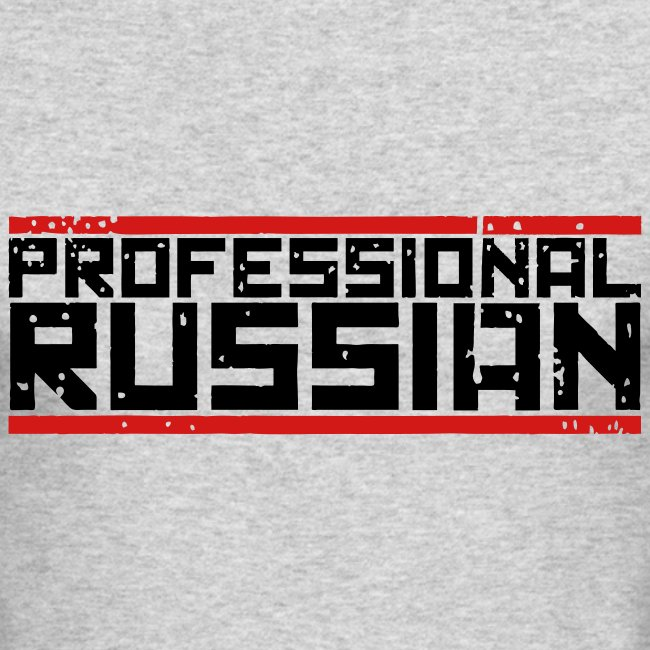 Long Sleeved: Pro Russian