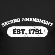 Design ~ Long Sleeved: Second Amendment