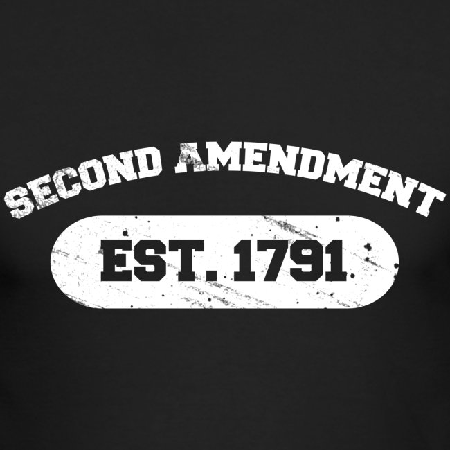 Long Sleeved: Second Amendment