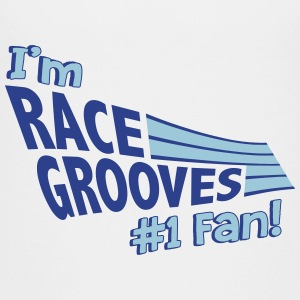 I'm Race Grooves #1 Fan - Kids' Premium T-Shirt
