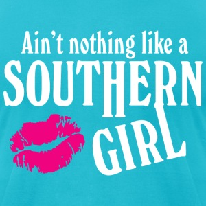Southern Girl - Men's T-Shirt by American Apparel