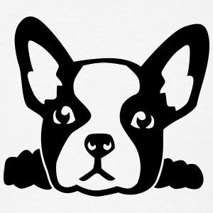 Bulldog T-Shirts - Men's T-Shirt