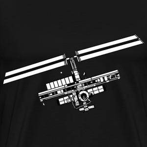 Satellite Space 1 - Men's Premium T-Shirt