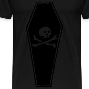 Coffin - Men's Premium T-Shirt