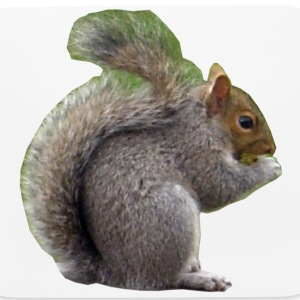 Squirrel Other - Mouse pad Horizontal