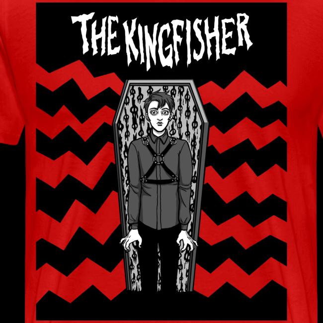 Kingfisher - Expressionist - NOT BLACK shirt