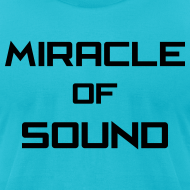 Design ~ MOS Text Mens T-Shirt AA