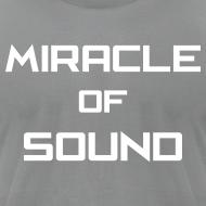 Design ~ MOS Text Mens T-Shirt AA2