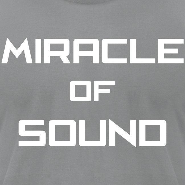 MOS Text Mens T-Shirt AA2