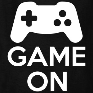 Game On Kids' Shirts - Kids' T-Shirt