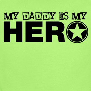 my daddy is my hero Baby & Toddler Shirts - Short Sleeve Baby Bodysuit