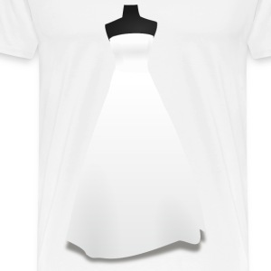 Wedding bride dress - Men's Premium T-Shirt