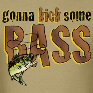 Kick Bass T-Shirt - Men's T-Shirt