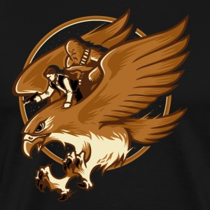 Ride the Falcon t-shirt - Men's Premium T-Shirt