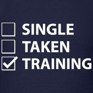 Single Taken Training - Men's T-Shirt