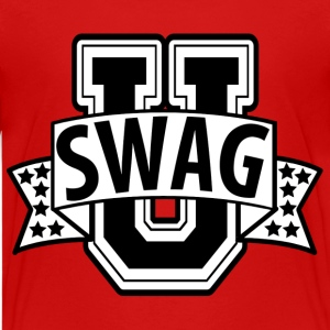 SWAG U - Kids' Premium T-Shirt