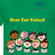 Design ~ Hear Our Voices - Kids Singing