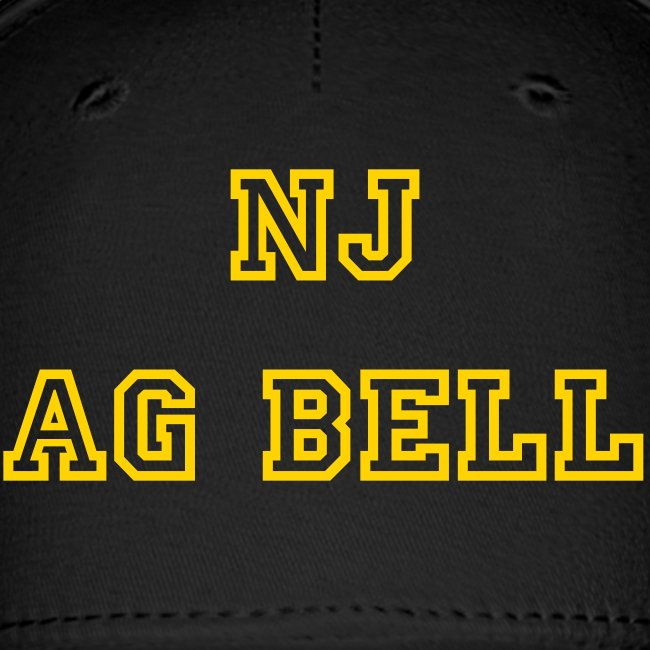 NJ AG BELL Bbaseball hat