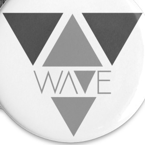 Wave Modern Large Buttons - Large Buttons