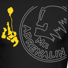 Mr. Adrenalin extreme sport Long Sleeve Shirts