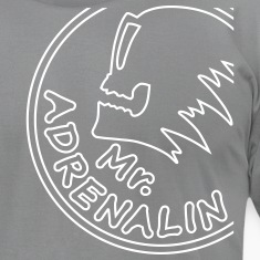 Mr. Adrenalin extreme sport T-Shirts