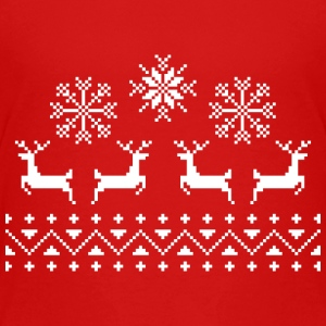Four reindeers - Toddler Premium T-Shirt