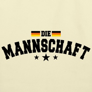 mannschaft / deutschland / germany ii 3c Bags & backpacks - Eco-Friendly Cotton Tote