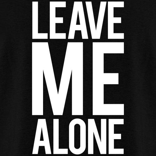 Leave me alone Gym Motivation
