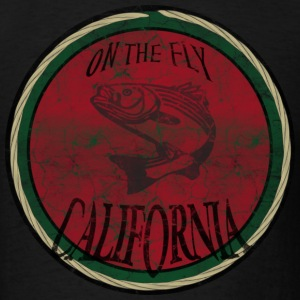 ON THE FLY CALIFORNIA T SHIRT - Men's T-Shirt