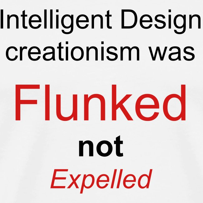 Men's  - ID was flunked not expelled