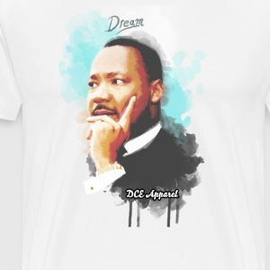 Martin Luther King Jr MLK T-Shirts - Men's Premium T-Shirt