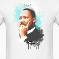 Martin Luther King Jr MLK T-Shirts