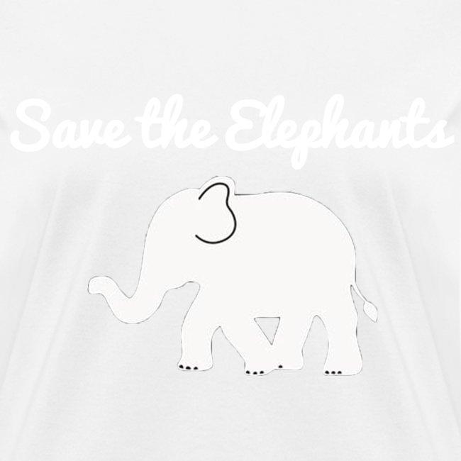 Save the Elephants Womens
