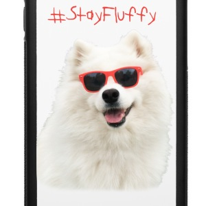 Fluffy in sunglasses Accessories - iPhone 6/6s Rubber Case