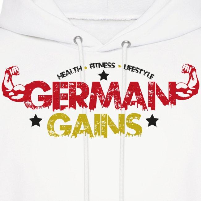 GermanGains Hoodie