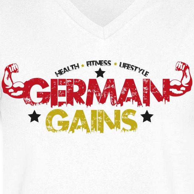 GermanGains Both sides printed