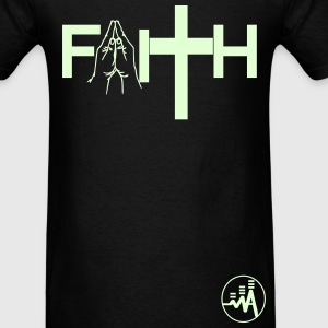 Faith - Men's - Men's T-Shirt
