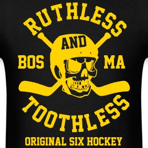Ruthless & Toothless Boston T-Shirts - Men's T-Shirt